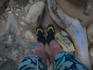 Special Shoes for Water Hiking