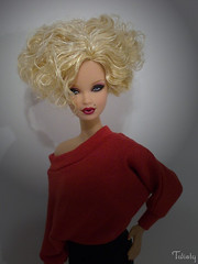 OOAK Barbie Basics Steffie
