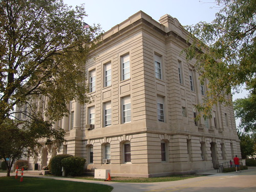 iowa ia jefferson courthouses greenecounty lincolnhighway countycourthouses uscciagreene proudfootbird proudfootbirdrawson