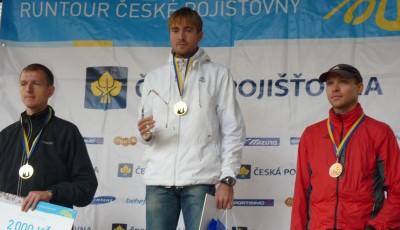 RunTour v Hradci Králové: Milan Kocourek porazil ukrajinské duo
