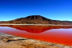 tundra, plain, loch, lake, aeolian landform, natural environment, plateau, desert, landscape, shield volcano, stratovolcano, volcanic landform,