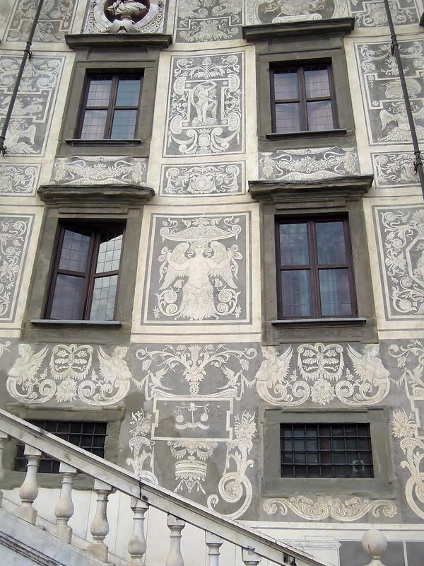 Palazzo Cavalieri, Piza