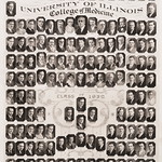 1932 graduating class, University of Illinois College of Medicine
