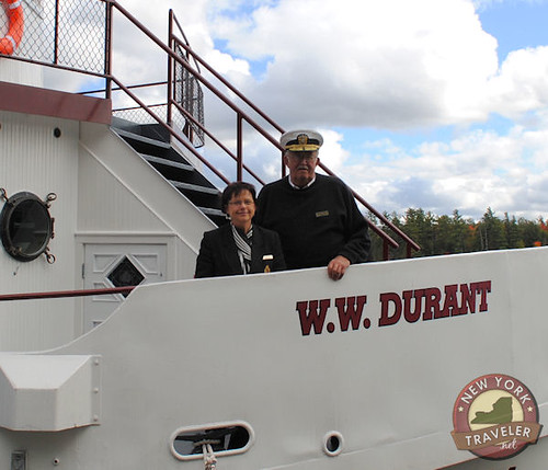 Captain Dean and Mate Donna