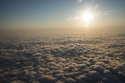雲在氣候變遷中扮演的角色過去一直是個謎,直到最近科學家才有了解釋。(圖:NASA)