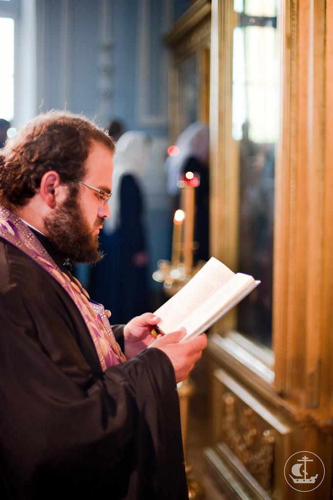 Молитвы утренние во время шестопсламия