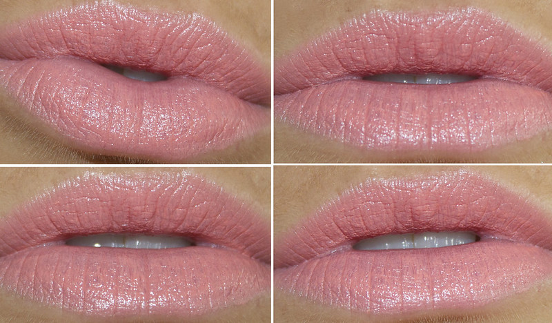 LOOK lipstick tangerine cream