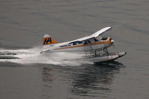 Harbour Air De Havilland Canada DHC-2 Beaver Mk1 C-FAXI