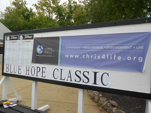 Chris4Life's 2nd Annual Blue Hope Classic at Raspberry Falls