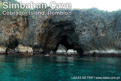 Simbahan Cave at Cobrador Island, Romblon