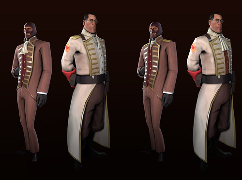Total War - Team Fortress 2 Promo Items
