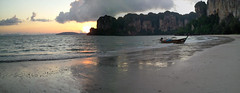 Railay West Sunset Composite 001