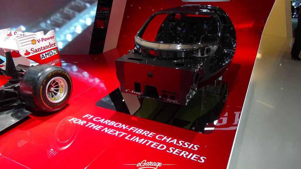 8034745951 eb147b272b b eGarage Paris Motor Show Ferrari F70