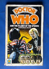 old books - Doctor Who novelisations 02