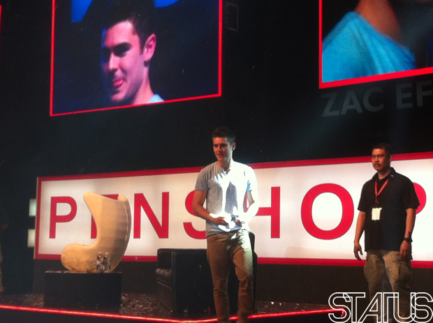 Penshoppe Presents Zac Efron Sm Mall Of Asia Arena