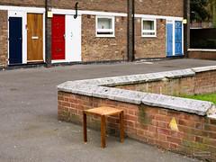 Empty Urban Spaces