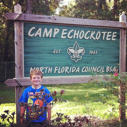 See ya next time, Camp Echokotee! #cubscout #cubscouts #bsa