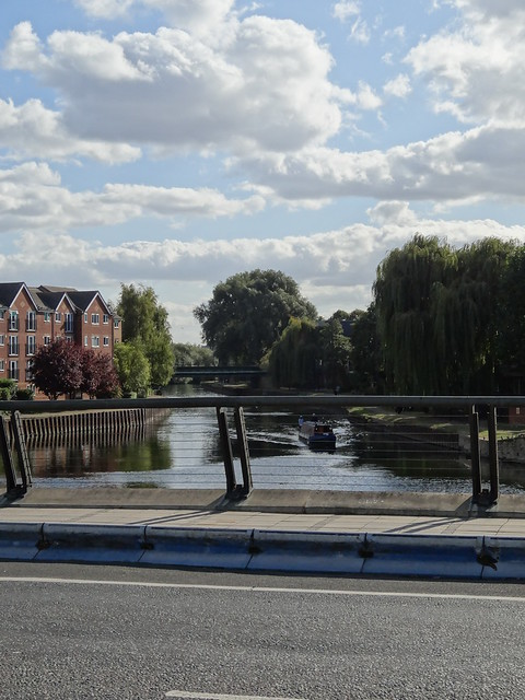 River Lea Downstream