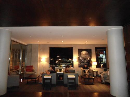 Lobby, OTA ON THE AVENUE HOTEL, New York 2012, USA - www.meEncantaViajar.com by javierdoren