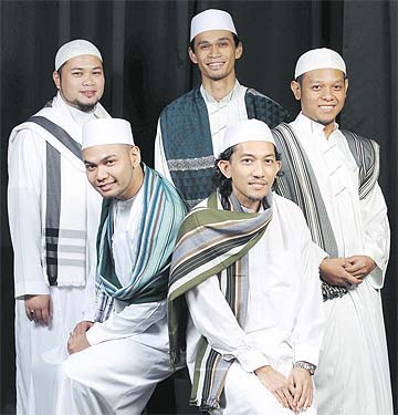 Kumpulan Al Mawlid Bakal Lancar Album