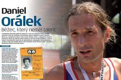 POHLED: Kouzlo a síla běžce, který neměl talent