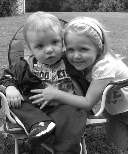 Anna and Benjamin
