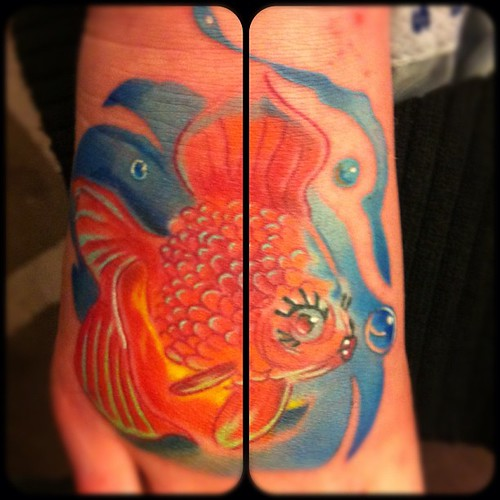 Fish Tattoos