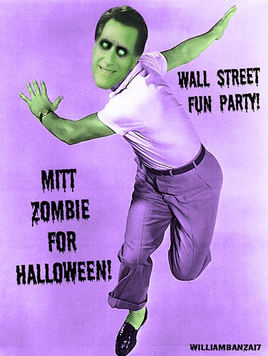 MITT ZOMBIE FUN PARTY by Colonel Flick