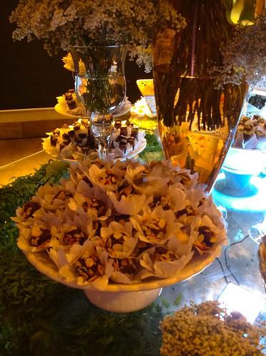 Brigadeiro Gourmet com Lascas de Amêndoas