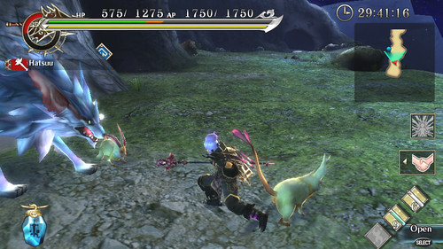 Ragnarok Odyssey for PS Vita