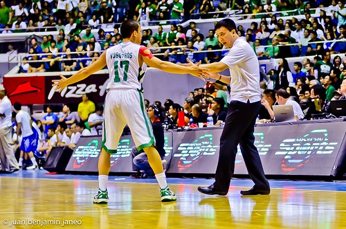 UAAP Season 75: Ateneo Blue Eagles vs. DLSU Green Archers, Sept. 29