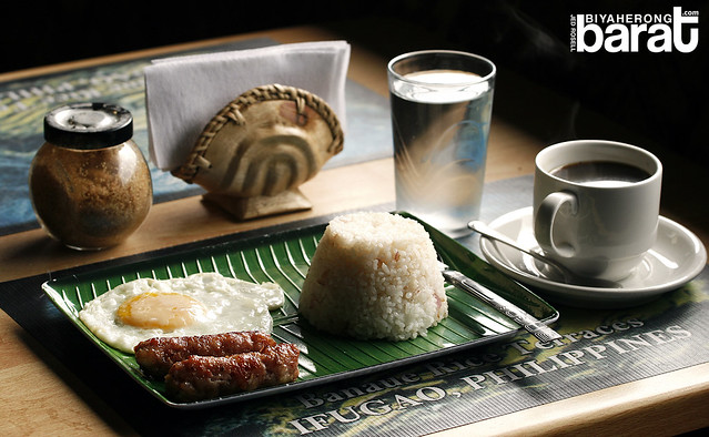 breakfast longanisa ifugao
