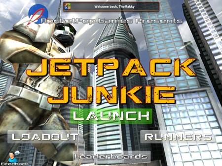 Jetpack Junkie