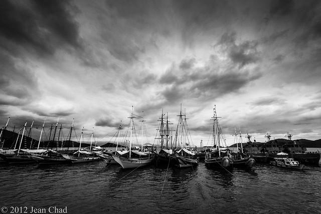 Barcos de Paraty