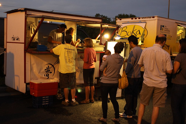 Hardywood Food Truck Court