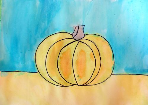 Mundo Lindo ~ Pumpkins