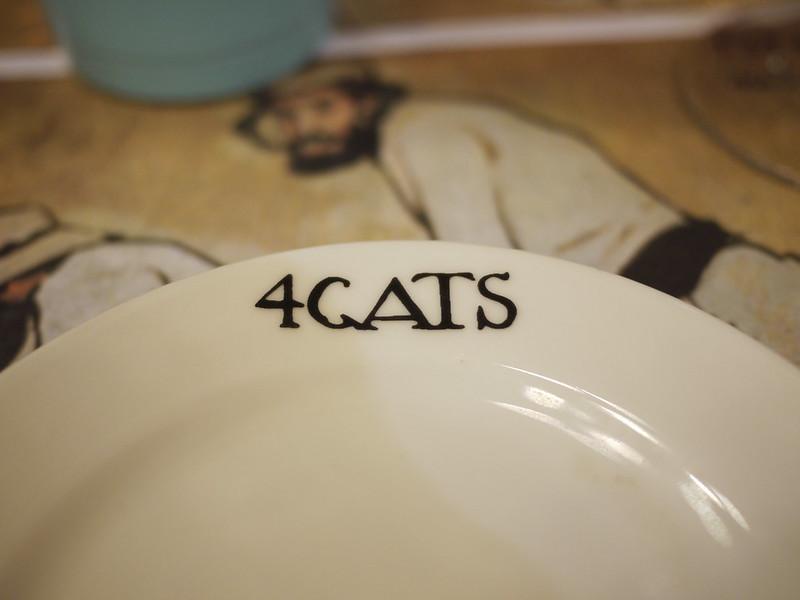 四隻貓 4CATS