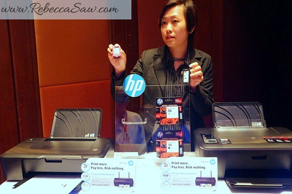 Hp ink advantage launch - Hong Yi-006
