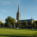 Salisbury Cathedral from Choristers' Square
