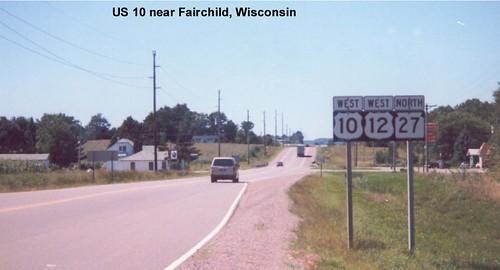 Fairchild WI