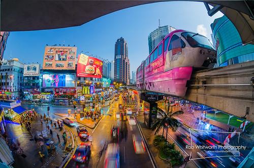 Bukit Bintang Monorail
