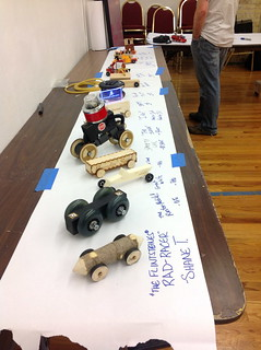 Nerdy Derby Contestants
