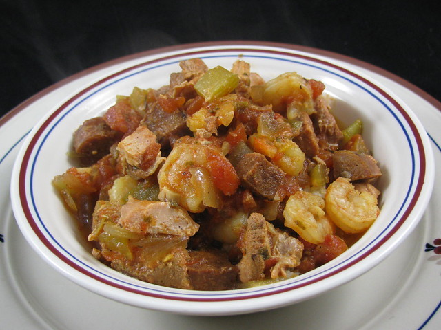 Slow Cooker Jambalaya | | Flickr - Photo Sharing!