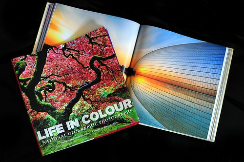 "National Geographic book ""Life in Colour"""