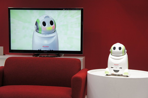 Docomo Robot