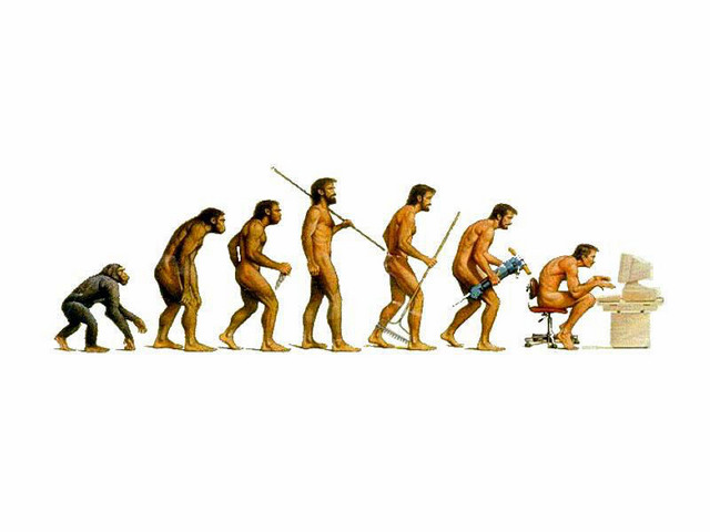 Evolution of Human Consciousness
