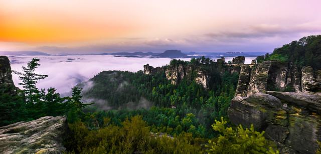 Bastei Panorama