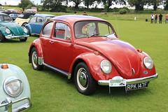 RPK 147F 1967 Type 1 VW Beetle