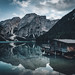 Dolomites - Lago di Braies by claudecastor