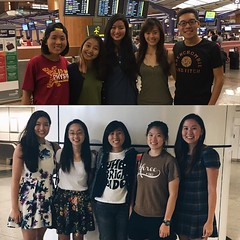 #FZsreunited HAVE FUN IN THE BIG APPLE, Nikki....! Take care and stay safe while you're there 🙆 So glad to catch up with them, after wondering where my summer went?! hahaha... how is it already week 3, time to get myself together and start studyi